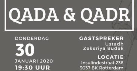 Islam Color – Qada en Qadr Rotterdam 2020